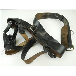 LEATHER BELTS & SLINGS