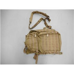 MIL-SPEC TACTICAL BACK PACK AND SLING