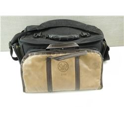 SHOOTERS BAG AND SOFT PADDED CASE