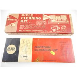 SEARS & OUTERS GUNS CLEANING KITS