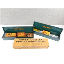 INCOMPLETE GUN CLEANING KITS