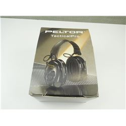 PELTOR TACTICAL PRO MT15H7 HEARING PROTECTIN