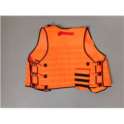 ORANGE SHOOTER'S VEST