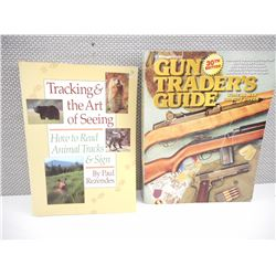 ASSORTED GUN AND HUNTING BOOKS
