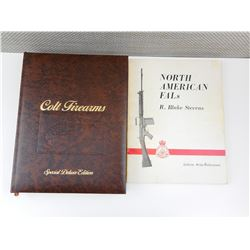 ASSORTED FIREARMS BOOKS