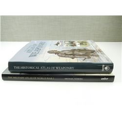MILITARY ATLAS BOOKS