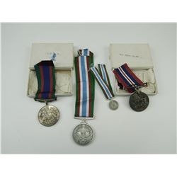 WWII CANADIAN WAR MEDALS