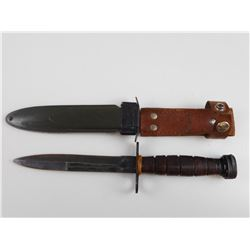 US M TYPE BAYONET WITH SCABBARD