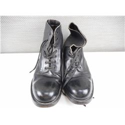 CANADIAN MILITARY BLACK BOOTS