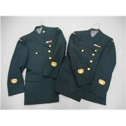 CANADIAN MILITARY UNIFORMS