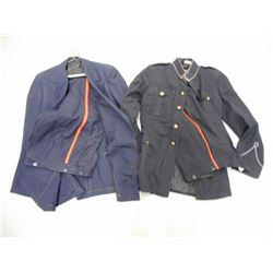 ASSORTED MILITARY UNIFORMS