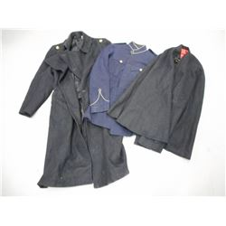 ASSORTED CANADIAN MILITARY UNIFORM COATS.