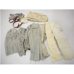 CANADIAN MILITARY COATS, PANTS AND TUNIC'S