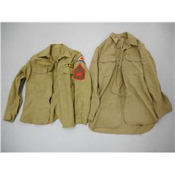 U.S ARMY COTTON SHIRTS