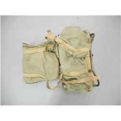 MILITARY TYPE STEEL RUCKSACK