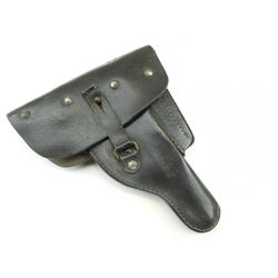 POST WAR WALTHER P-38/PI PISTOL HOLSTER WITH CLEANING ROD