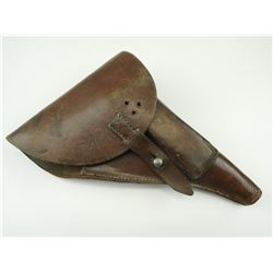 WWI - WWII GERMAN LEATHER HOLSTER