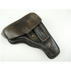 MILITARY POLICE LEATHER HOLSTER FOR CZECH P 27