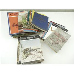 CANADIAN MILITARY BOOKS
