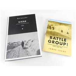 GERMAN VS RUSSIAN BATTLE BOOKS: BATTLE GROUP AND SEIGE