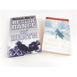 BERLIN WAR BOOKS