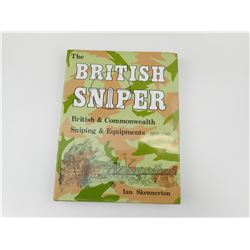 THE BRITISH SNIPER BY IAN SKENNERTON