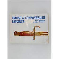 BRITISH & COMMONWEALTH BAYONETS