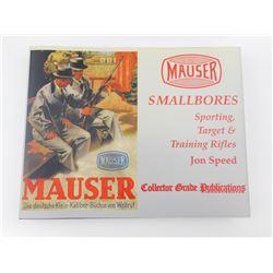 MAUSER SMALLBORES SPORTING, TARGET & TRAINING RIFLES