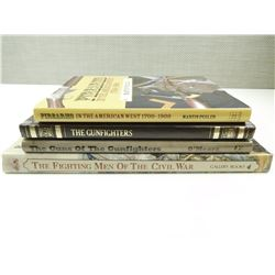 ASSORTED AMERICAN WEST TYPE BOOKS