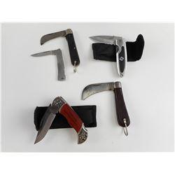 ASSORTED FLIP KNIVES