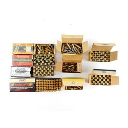 22 LONG RIFLE AMMO, INCLUDING COLLECTIBLE