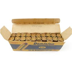 DOMINION 38-40 WINCHESTER SP AMMO
