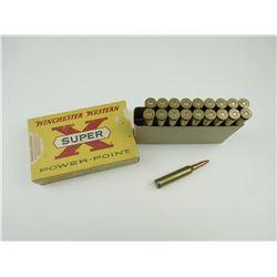 WINCHESTER SUPER X 264 WIN MAGNUM AMMO