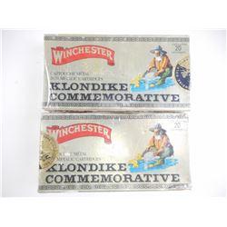 30 WINCHESTER KLONDIKE COMMEMORATIVE AMMO