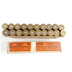 WINCHESTER 45-90 WINCHESTER STAYNLESS AMMO
