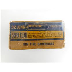 CIL 32 LONG R.F. AMMO