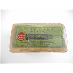 REMINGTON 25 STEVENS R.F. AMMO