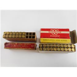 250 SAVAGE ASSORTED AMMO
