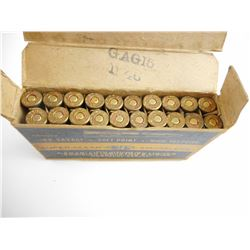 CIL .22 SAVAGE AMMO