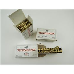 WINCHESTER 223 REM ASSORTED AMMO