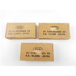 CIL 30-06 PRIMED BLANKS