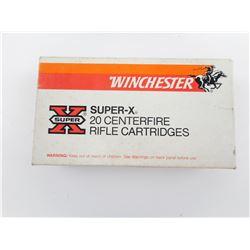 WINCHESTER SUPER-X 300 WIN MAG AMMO
