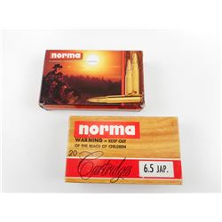 NORMA 6.5 JAP AMMO