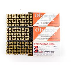 9MM FACTORY AND RELOADED AMMO