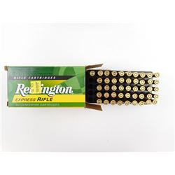REMINGTON 22 HORNET AMMO