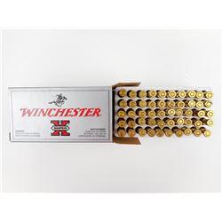 WINCHESTER SUPER-X 22 HORNET AMMO