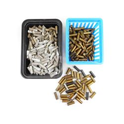 38 SPECIAL FULL WAD CUTTERS FACTORY/RELOADED AMMO
