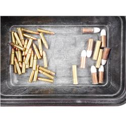 RIMFIRE AMMO ASSORTED