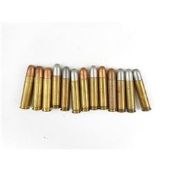 351 WIN SELF LOADER ASSORTED AMMO