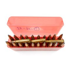 7.62 X 45 RELOADED, FMJ AMMO